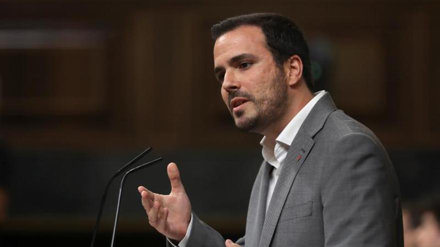 Garzón pide a la dirección de IU que ratifique la coalición con Podemos