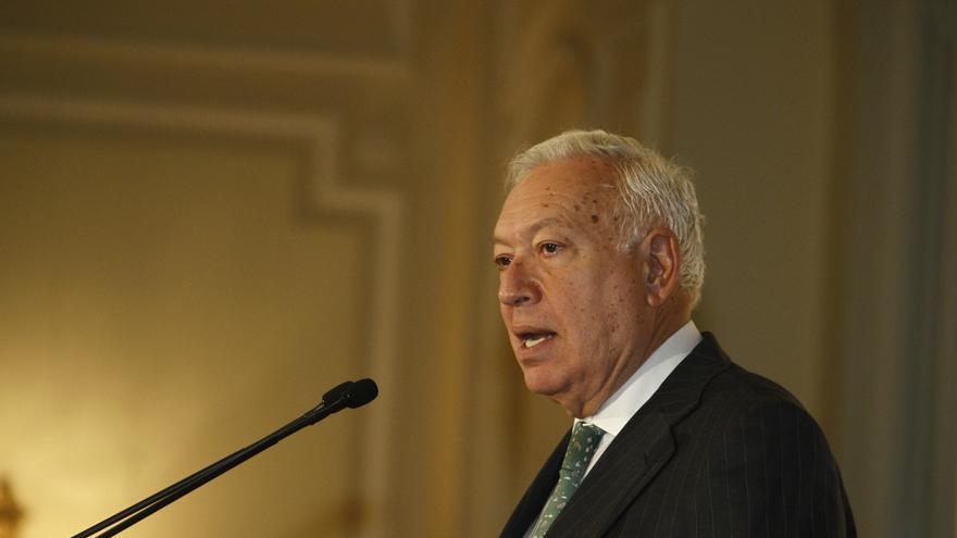 """Margallo pide """"serenidad"""" y """"audacia"""" ante la crisis institucional y territorial en España"""