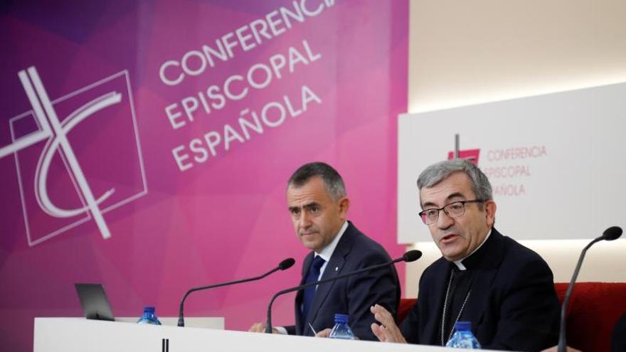 La Conferencia Episcopal ha contestado por las conclusiones del Tribunal de Cuentas en rueda de prensa.