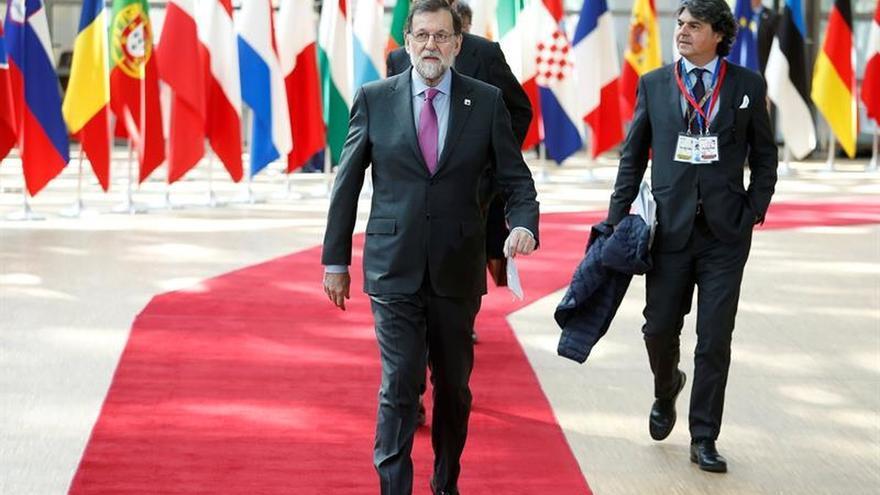 """Rajoy: """"Yo no haré ninguna moción contra Iglesias porque no me conviene"""""""