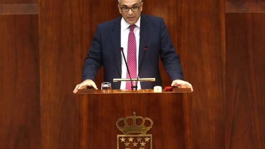 """Carlos Izquierdo (PP) dice que si se demuestra que es verdad lo que dice Marjaliza van a ser """"muy contundentes"""""""