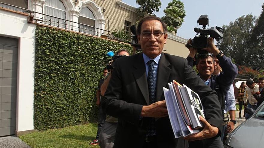 """El vicepresidente electo anuncia """"una revolución social"""" en Perú"""