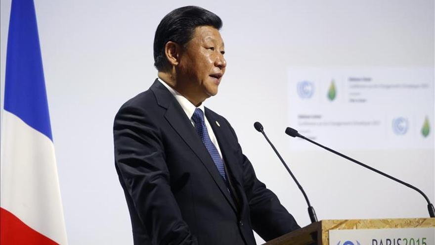 Xi propone a Obama asociarse para que la cumbre del clima logre objetivos