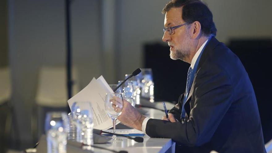Rajoy pide justicia, derechos humanos y libertad para los presos políticos venezolanos