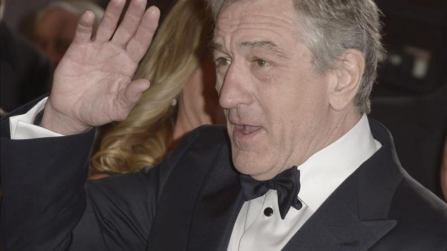Robert De Niro participará en el 90 cumpleaños de Simón Peres