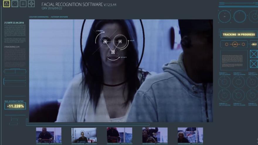 Software de reconocimiento facial