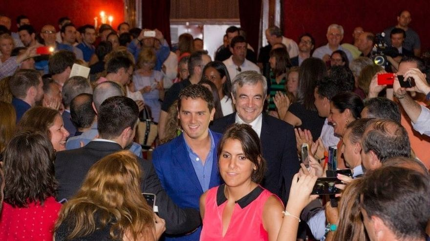 Rivera y la cúpula de Ciudadanos viajan a Polonia para participar en el congreso de los liberales europeos