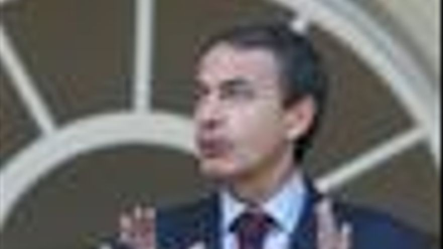 """Zapatero asegura que en España """"la recesión será menor que en otros países europeos"""""""