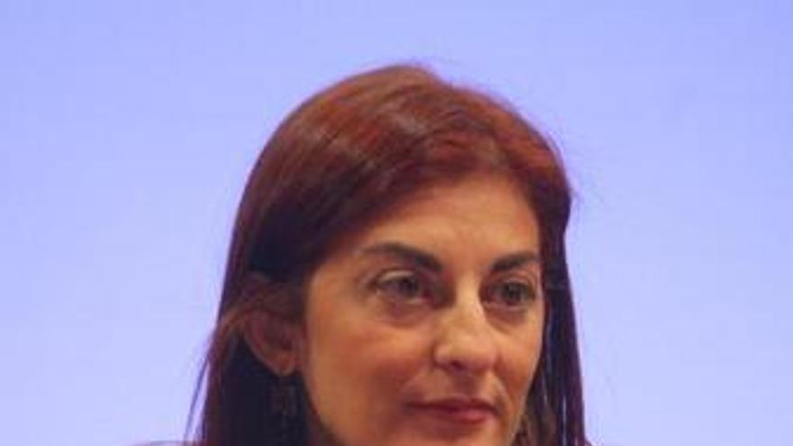 Maite Pagazaurtundua, presidenta de la Fundación de Víctimas del Terrorismo.