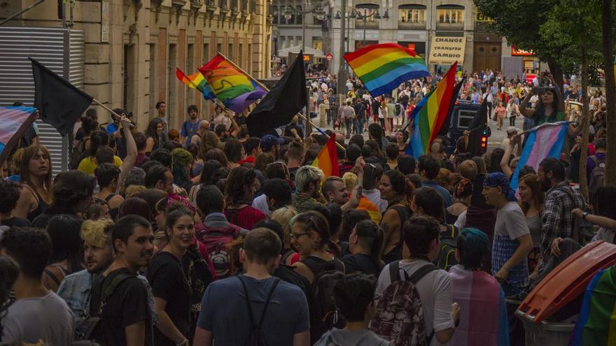 Manifestación del Orgullo