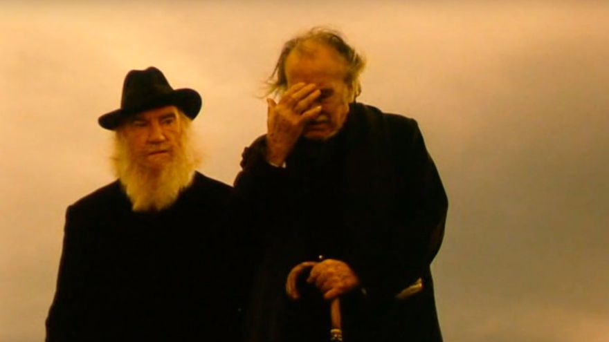 Fragmento de la película 'El Abuelo', dirigida por José Luis Garci.