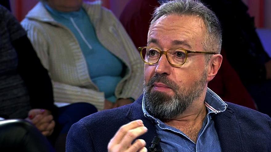 Juan Carlos Girauta en 'Todo es mentira'