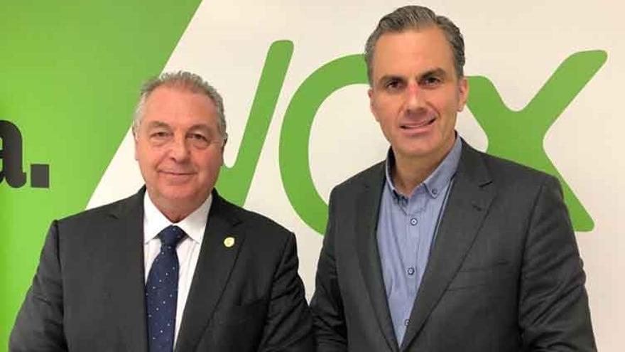 """El hasta ahora líder de Vox en Melilla rechaza entregar su acta y pide ser """"diputado no adscrito"""""""