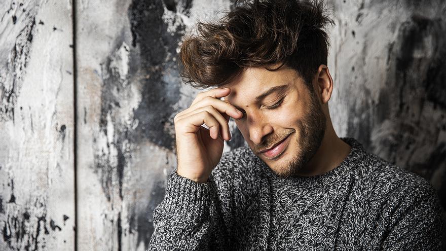 Blas Cantó cantará en la esperada entrevista de 'Rocío' en Telecinco, pero no su tema de Eurovisión