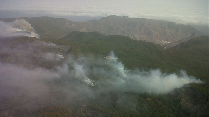 Del incendio en La Gomera #10
