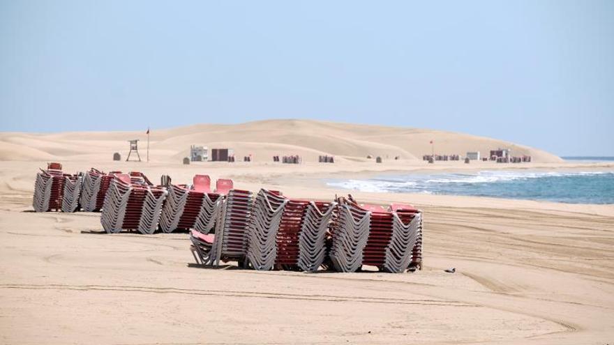 Turismo estima que hacen falta ayudas de más de 200 millones de euros para evitar el cierre de empresas canarias