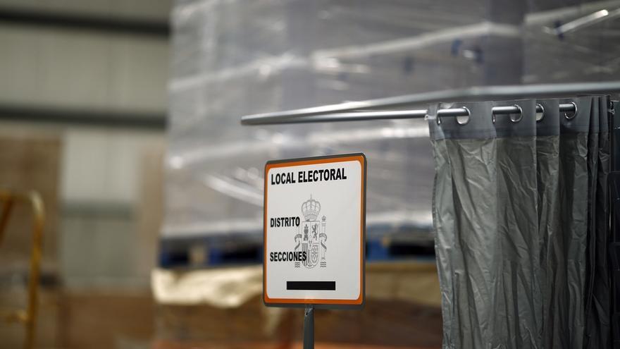 Los votos en blanco suman el 0,75%, la cifra más baja desde 1989