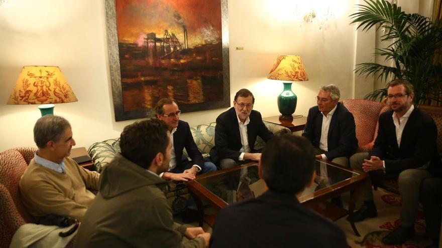 Rajoy visitará el martes San Sebastián y el viernes participará en el cierre de campaña en Vitoria