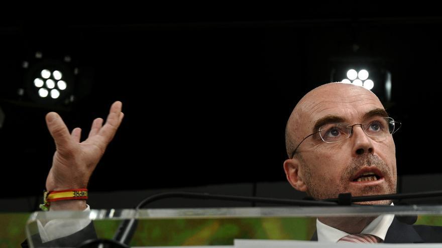 El vicepresidente Primero de Acción Política y eurodiputado de VOX, Jorge Buxadé,