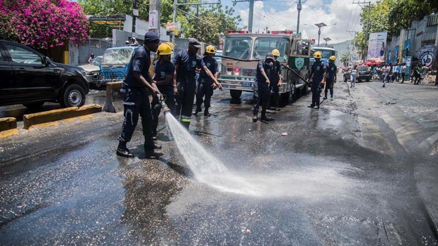Continúan los contactos en Haití para frenar la crisis tras los disturbios