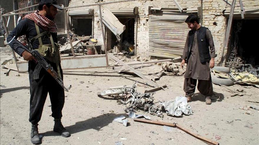Cinco muertos en un atentado con dos bombas en el noroeste de Pakistán