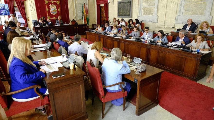 Los grupos del Ayuntamiento abordarán este martes la organización del pleno para evitar jornadas maratonianas