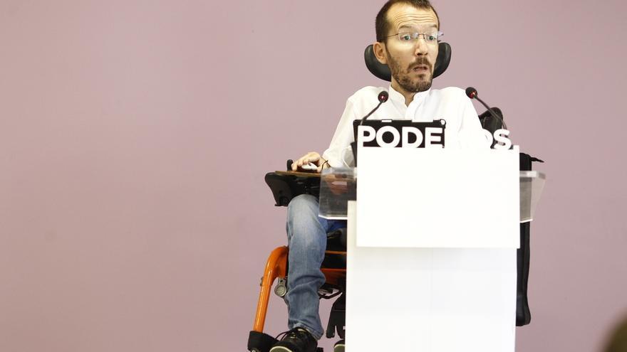 Albano-Dante Fachin gana las primarias de Podemos en Cataluña y se convierte en el nuevo líder autonómico