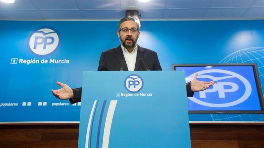 Martínez: el PP teme que Cs y PSOE hayan acordado algo más de lo contado