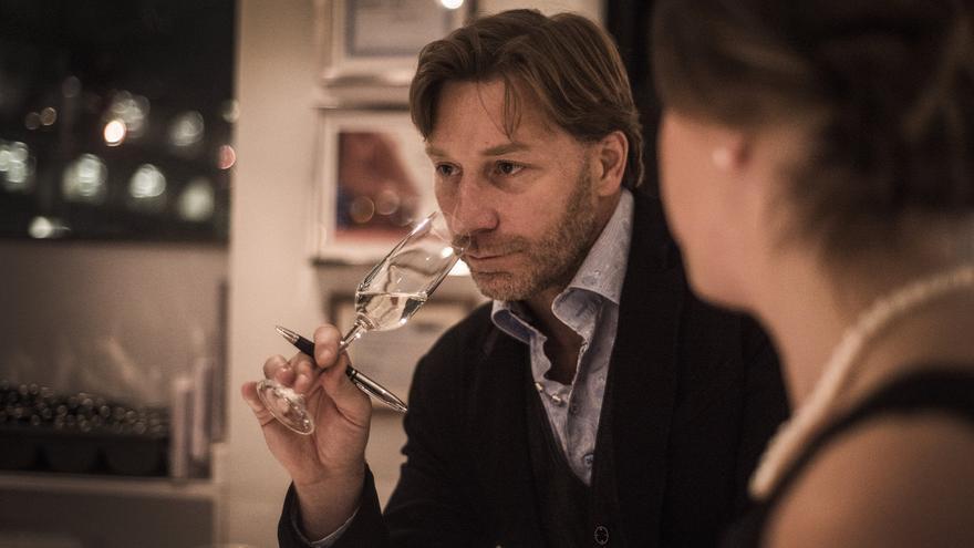 El experto en vinos John Szabo MS, en una imagen de archivo