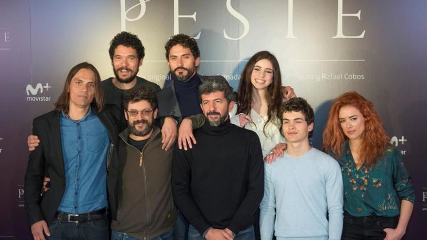 """Alberto Rodríguez dirige a Paco León en la serie """"La Peste"""""""