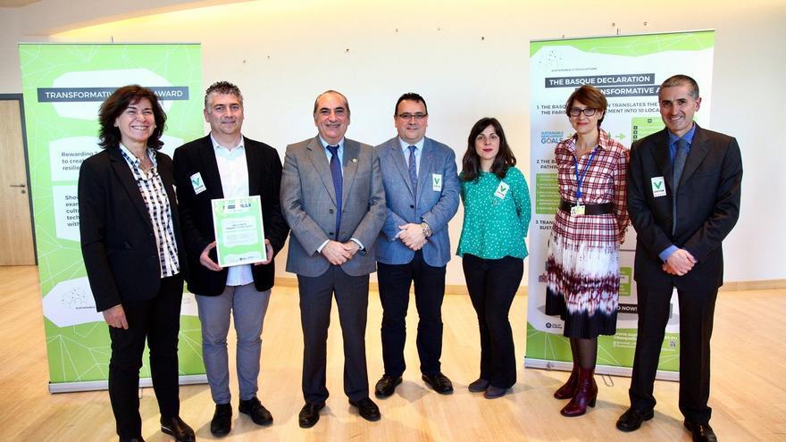 """Arriola destaca en Bruselas el """"papel fundamental"""" de los municipios en la lucha contra el cambio climático"""