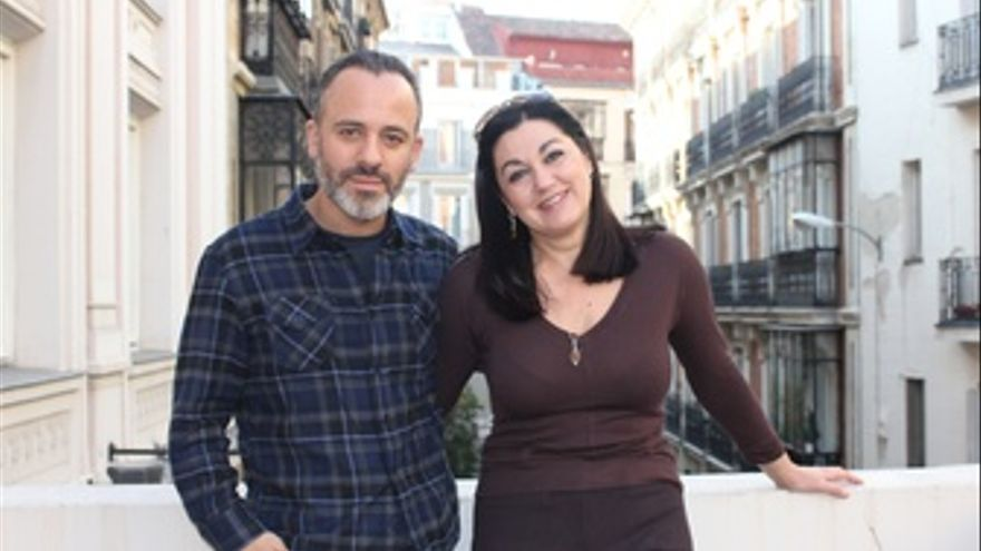 Javier Gutiérrez Y Pilar Massa