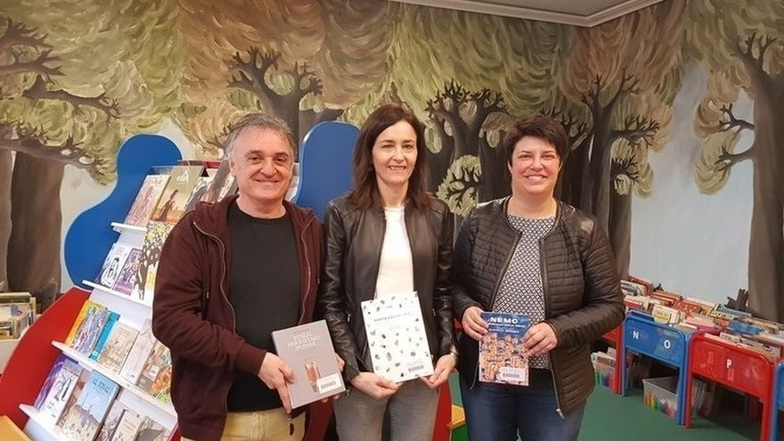 Gobierno Vasco y Galtzagorri Elkartea formarán a profesores para que fomenten la lectura en euskera entre jóvenes