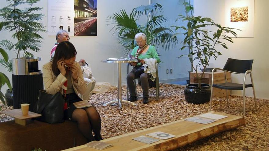 La arquitectura nipona y los muebles españoles, en una exposición conjunta en Tokio
