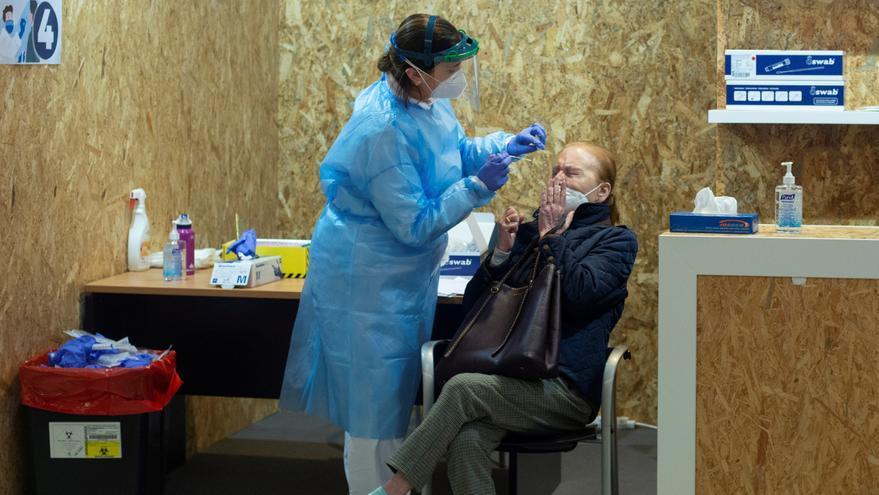 Tenerife registra 66 casos nuevos y una muerte por COVID-19 en las últimas 24 horas