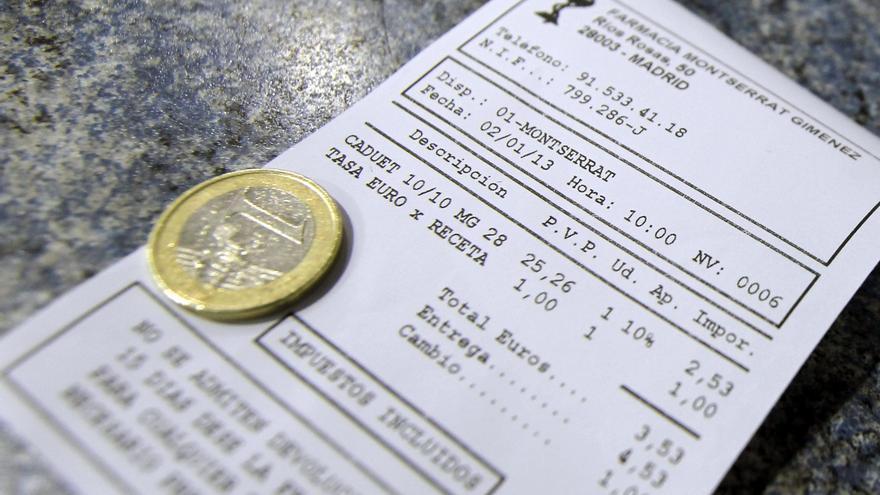 El Gobierno ultima el recurso del euro por receta en la Comunidad de Madrid