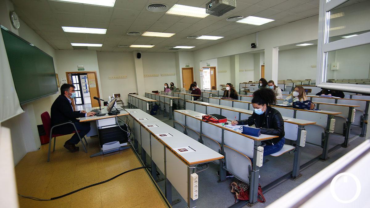 La Universidad de Córdoba vuelve a las clases presenciales