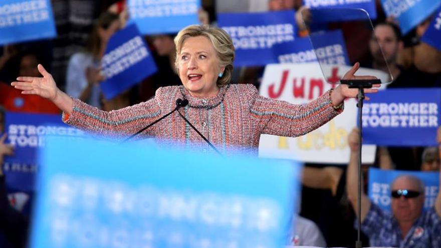 Demócratas y republicanos redoblan sus apuestas en la partida decisiva de Nevada