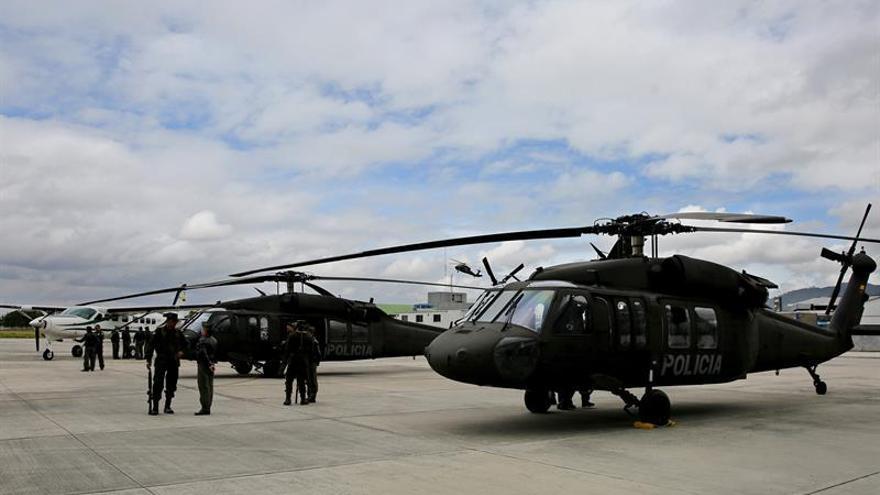 Afganistán recibe de EEUU los primeros Black Hawk, que reemplazarán a los rusos Mi-17