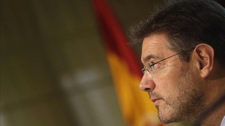 Catalá: intentamos facilitar toda colaboración al juez instructor del caso Morate