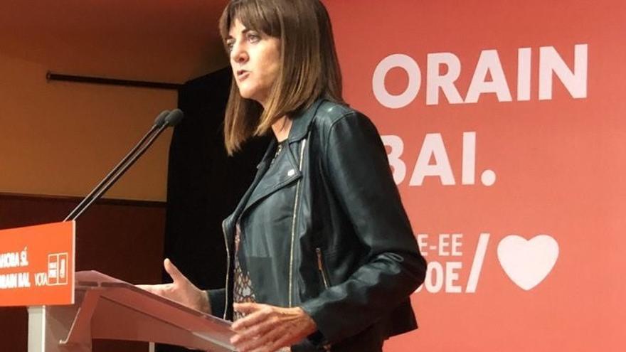 """Mendia pide a PNV otra actitud para lograr un Estatuto porque """"no se ha apeado"""" de sus reivindicaciones soberanistas"""