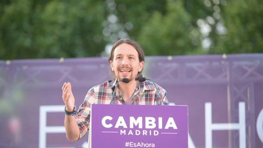 Pablo Iglesias propone abrir Podemos para las generales, tras los éxitos de Colau y Carmena el 24-M
