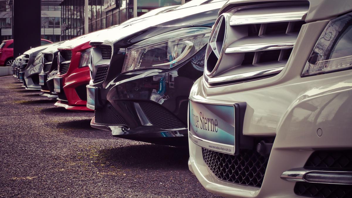 Entre los más solicitados, modelos de marcas alemanas como Mercedes, Audi o BMW.