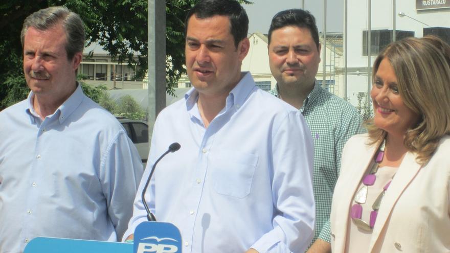 """El PP-A """"cancela momentáneamente"""" las negociaciones hasta que Díaz explique concurso de Aznalcóllar"""