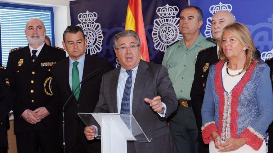 Prisión sin fianza para los 8 detenidos por agresión a guardias en Algeciras