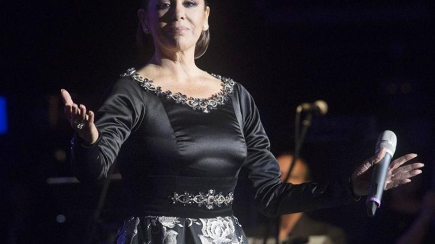 Defensa de Pantoja pide un aplazamiento para poder celebrar conciertos pendientes