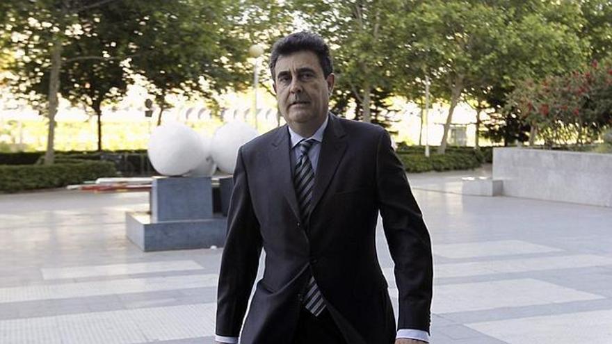 El exdirector de la Ciudad de las Artes y las Ciencias de Valencia, Luis Lobón