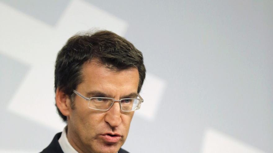 Feijóo dice que la Xunta mantendrá ayudas a Citroën mientras cumpla sus compromisos