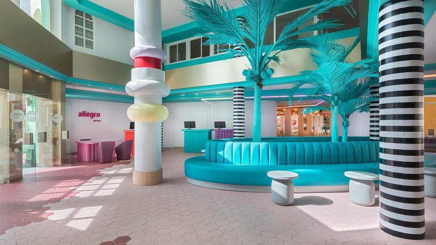 El grupo Barceló invierte 9 millones en la apertura de un hotel en el sur de Tenerife