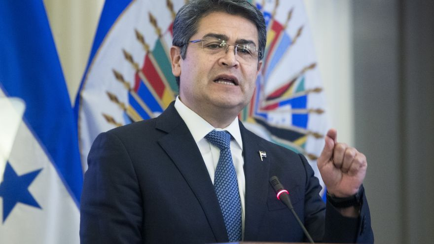 Hermano del presidente hondureño escuchará mañana sentencia por narcotráfico